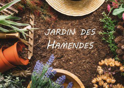 Le Jardin des Hamendes